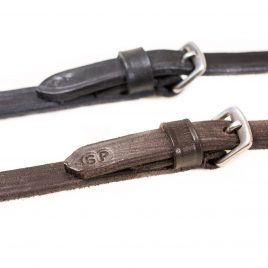 Leather Balanced Support Reins